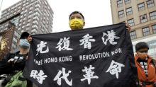 Biden offers Hong Kongers in US safe haven