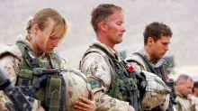 Pics: Female soldiers around the world