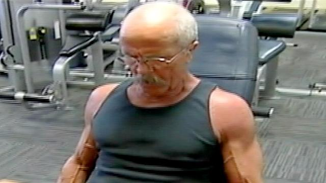 'Rock Hard' Grandpa Wows Internet