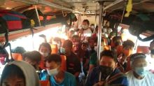 77 PUV drivers apprehended on 3rd day of MECQ