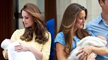 The Duchess of Cambridge is reportedly considering a home birth for baby number three