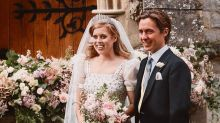 "Princess Beatrice's Stunning Vintage Wedding Dress Was Her ""Something Old"""