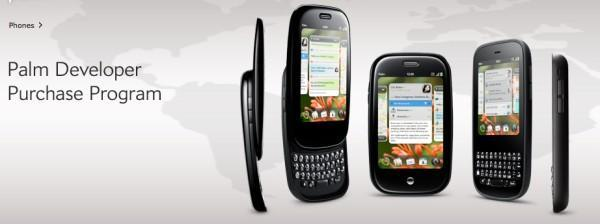Palm offering discounted contract-free phones to developers -- too bad they're carrier locked