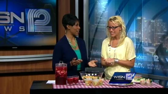 Weight Watchers offers ideas for a healthy summer picnic
