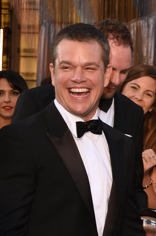 Watch Matt Damon Prank Unsuspecting People Into Accepting a 'Spy Mission'