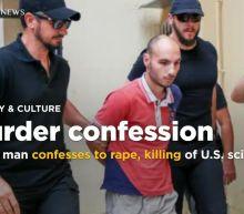 Greek man confesses to rape, murder of U.S. biologist, police say