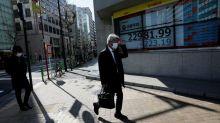 Borsa Tokyo in calo su timori virus malgrado sostegno da yen debole