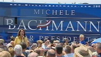 Bachmann Turns Attention To S.C.