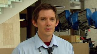 Transcendence: Lukas Haas On The Director Wally Pfister