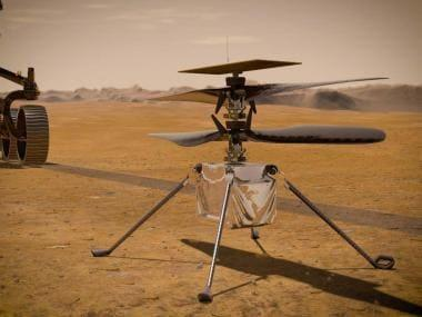 NASA hopes that Ingenuity helicopter takes flight on Mars by early April