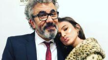Pai de Manu Gavassi diz que aprendeu muito com a filha