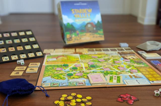 The 'Stardew Valley' board game is now available
