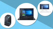 Time to ditch your Macbook! Amazon's sale on PCs and tech accessories is too good to pass up