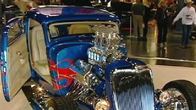 Car Show Revs Up At Cal Expo