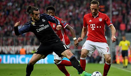 """Champions League: Zidane: """"Ich mache mir Sorgen um Bale"""""""