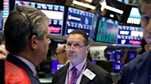 US STOCKS-Wall Street slips after rejection of Brexit timetable