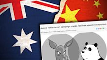 'Abandoning democracy': China's scathing attack on 'Canberra cronies'