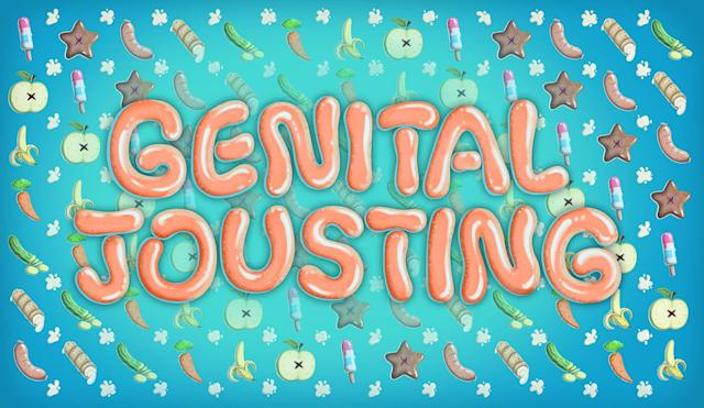 'Genital Jousting' brings a new level of silliness to Steam