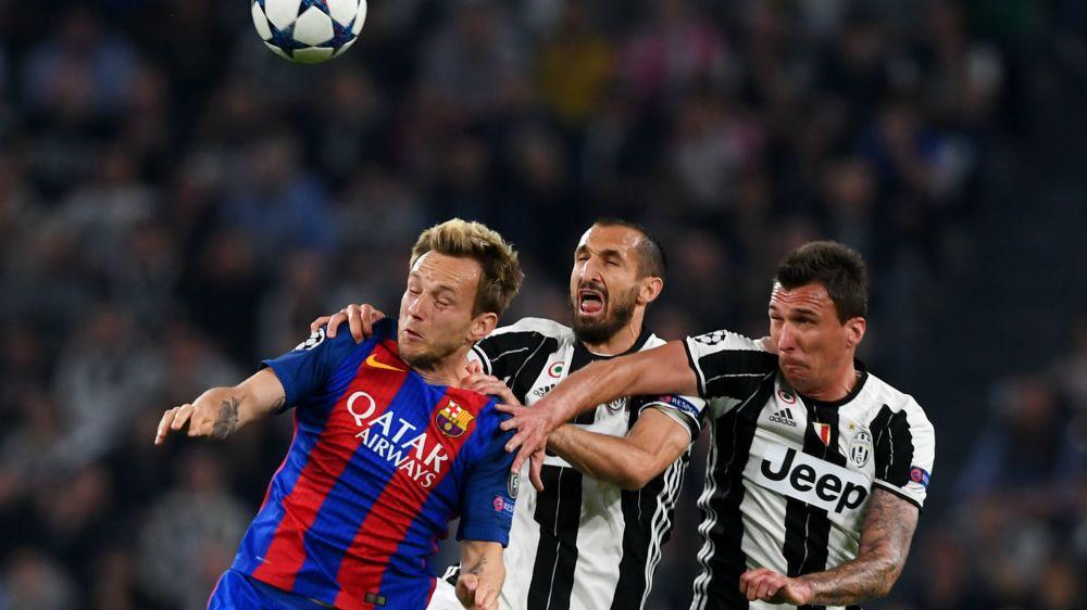 LIVE: Barcellona-Juventus in diretta