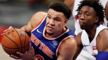 Knicks' Kevin Knox out of Summer League due to health and safety protocols