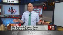 Cramer: Charts reveal buying opportunities in some high-q...