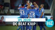 IPL 2020: Delhi Capitals trump Kings XI Punjab in Super Over
