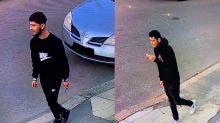 Police hunt knifemen who jumped out of car and stabbed teen in 'brazen attack in broad daylight'