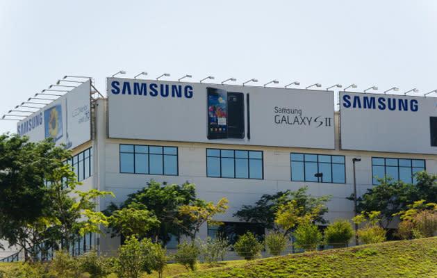 Thieves nab 40,000 Samsung devices through a daring Brazilian heist