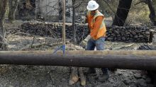 Officials: Power lines ignited fatal blaze in California