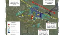 Transition Metals Intersects 9.0 Metres Averaging 6.14 g/t Gold Confirming New Zones of Mineralization at Highland
