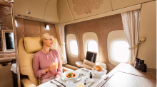 These First Class Flyers Have Major Privacy