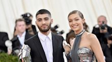 Eagle-eyed fans try to work out if Gigi Hadid is pregnant after lockdown photoshoot