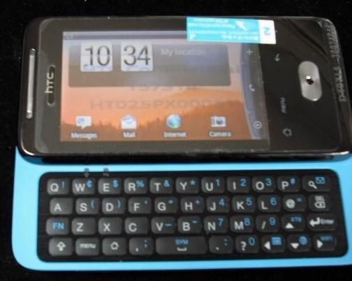 HTC Paradise and Fiesta flipped on Craiglist, AT&T-bound?