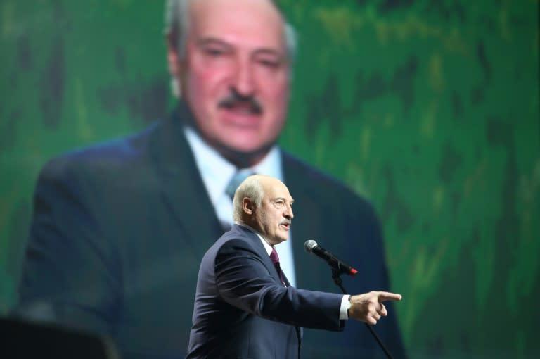 Lukashenko has ruled Belarus since 1994