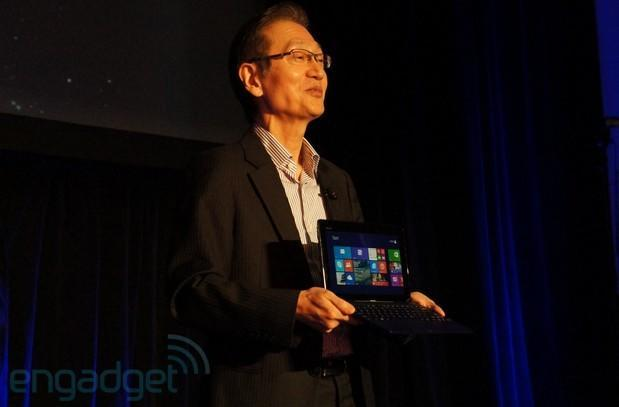 ASUS reveals Transformer Book T100 with Windows 8.1 for $349, we go hands-on