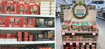 Why Coles and Woolies already have X-mas decor