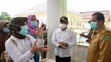 Kebutuhan Medis Penanganan COVID-19 di RSUD Padangsidimpuan Segera Dipenuhi