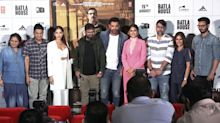 Watch: John Tackles Hard Questions at 'Batla House' Trailer Launch