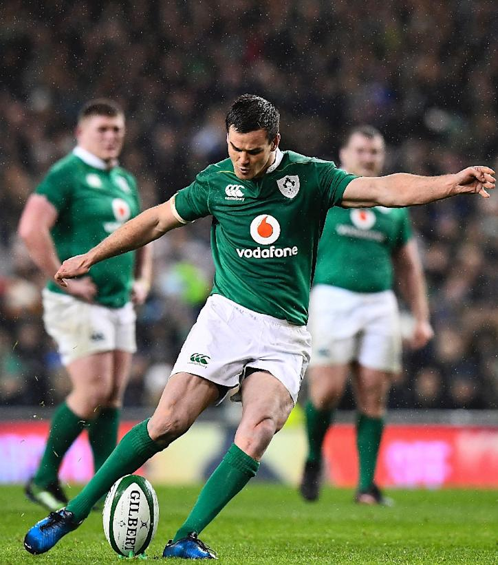 Sexton Back In Style As Ireland Beat France
