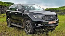 Ford Endeavour Sport launched in India at Rs. 35 lakh