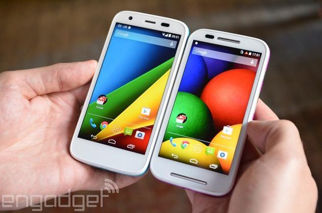 Motorola's smartphones can now alert your close contacts in an emergency