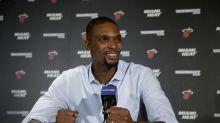 Chris Bosh, 'still a basketball player at heart,' isn't fond of players resting