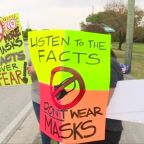 Parents to protest Palm Beach County schools mask requirements