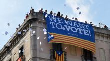 Police row erupts in Catalonia over independence referendum