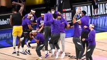 Lakers plan to continue utilizing their superior depth against Heat in NBA Finals