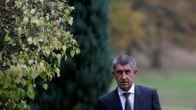 Czech election winner Babis calls minority government 'unrealistic'