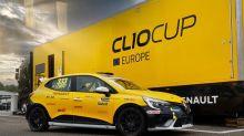 Al via a Monza la Renault Clio Cup Press League