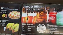 Taco Bell Is Adding Booze to a Lot of Its Locations