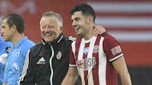 Premier League: Egan's late winner sees Blades stun Wolves, Burnley beat Hammers