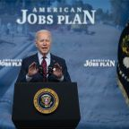 Infrastructure? Or jobs? Controversy over name of Biden proposal highlights long tradition in politics